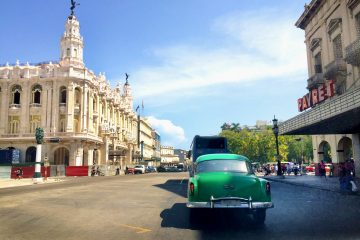 Una calle de La Habana (Foto por National Geographic Channels)