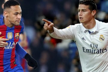 El clásico, Barcelona vs Real Madrid en cinco duelos