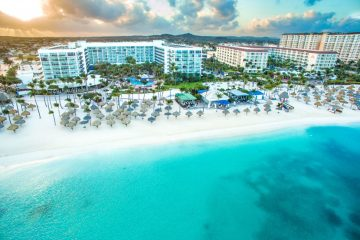 Aruba Marriott resort (Dreamstime)