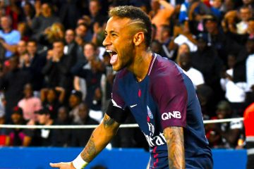 Paris Saint Germain's Neymar Jr EFE/EPA/CHRISTOPHE PETIT TESSON