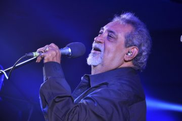 Anthony Ríos se hizo popular en 1970 como cantante de merengue y bolero en Combo Show Band de Johnny Ventura.
