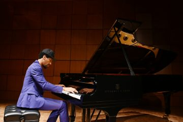 Steinway & Sons Unveils Spirio R With Jon Batiste Performance In New York