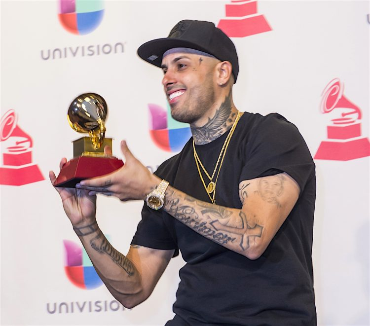 Nicky Jam. (Dreamstime)