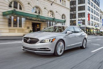 The All-New 2017 Buick LaCrosse