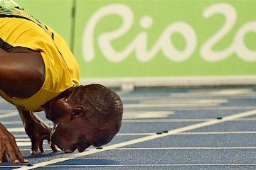 En los últimos nueve años Bolt sólo había perdido una carrera de 200, cuando su compatriota Yohan Blake le batió