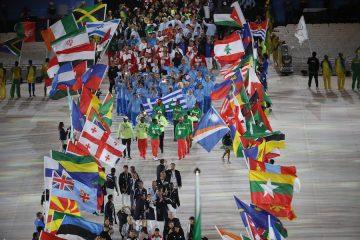 Ceremonia de Clausura de los Juegos Olímpicos