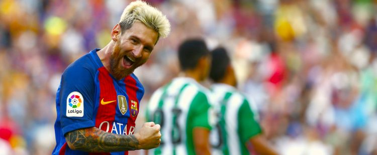 FC BARCELONA - REAL BETIS BALONPIE