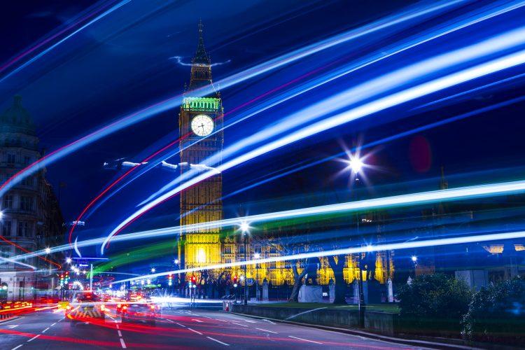 Las noches de Londres.