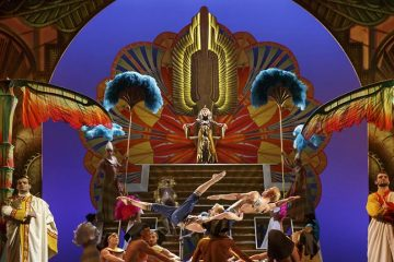 Cirque de Solei en Broadway. (Paramour Inc.)