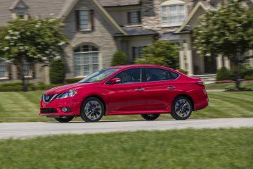 Este nuevo Sentra Turbo del 2017 está trayendo de vuelta ese sabor deportivo que sigue vivo en Nissan. (Cortesía Nissan)
