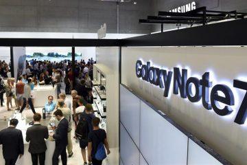 Muchos de los Samsung Note 7 se quemaron mientras estaban siendo cargados.