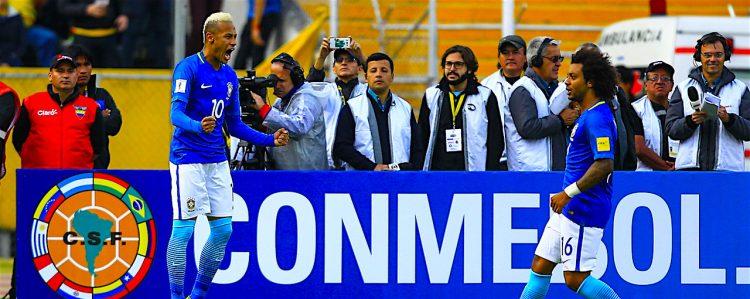 ECUADOR - BRASIL