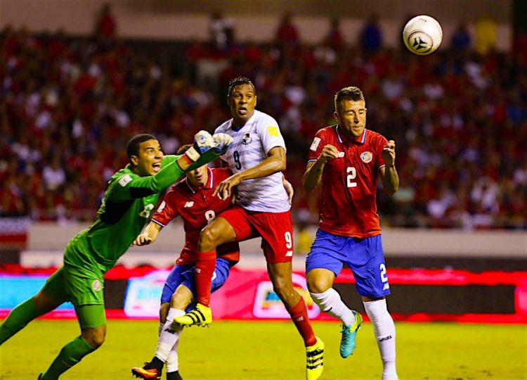 COSTA RICA VS PANAMÁ