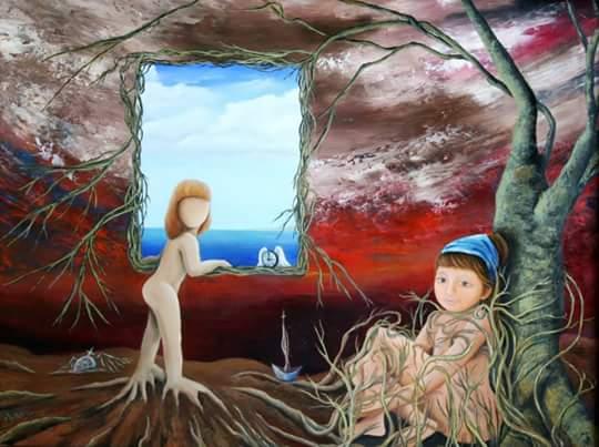 FB_IMG_1471972836584 Alma Peralta: El arte como vía de escape