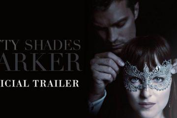 """""""Fifty Shades of Grey"""", la primera adaptación fílmica de las novelas eróticas de E.L. James, recaudó en todo el mundo 571 millones de dólares (EFE)"""