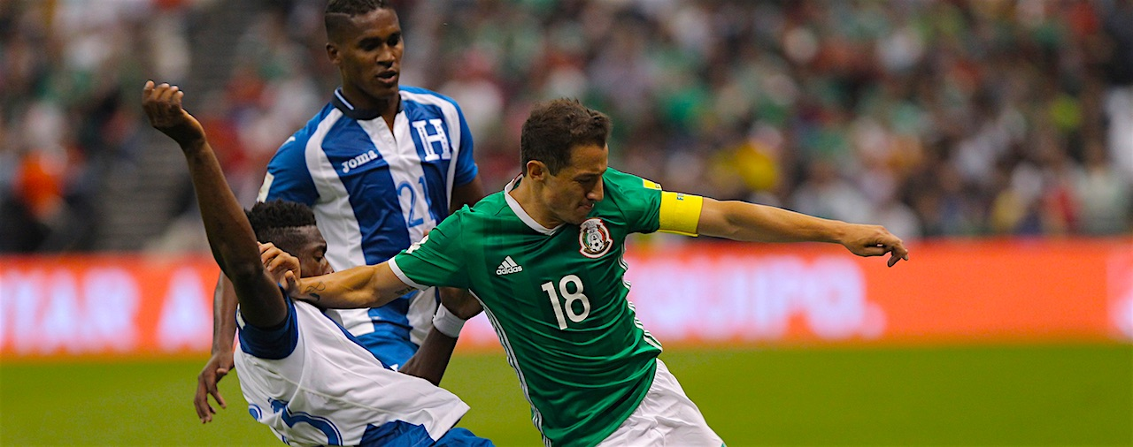 Honduras4 La garra catracha fue superior a un México nervioso