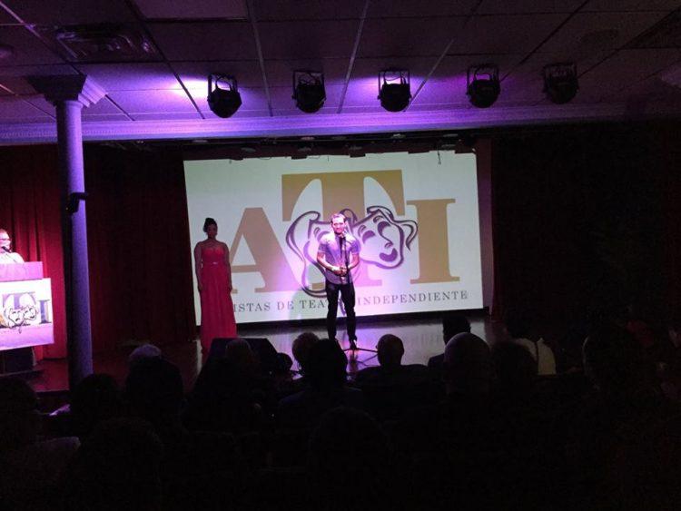 JJ Franco es el Presidente de los Premios ATI que honran a los artistas hispanos del teatro cada 27 de marzo. (Foto cortesía).