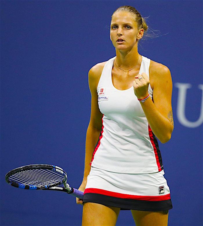 Karolina-Pliskova2 Pliskova derrota a Serena Williams y clasifica a la final del US Open