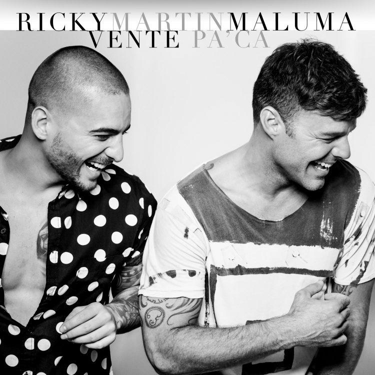 Ricky Martin Y maluma Juntos  en una produccion (Rondine PR)