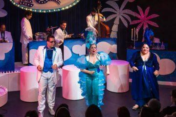 La Gloria: Un Cabaret Latino, desde el 14 de octubre 2016, en Teatro (SEA Teather)