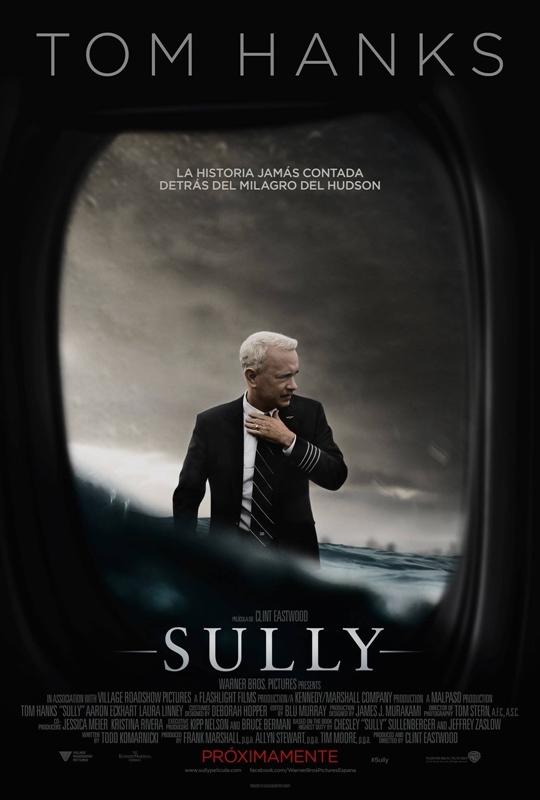 Sully arrasa en la taquilla. (Foto cortesía de Warner Bros)