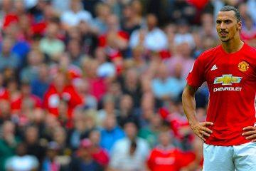 Uno de los fichajes más importantes fue el de Zlatan Ibrahimovic al Manchester United's. EFE