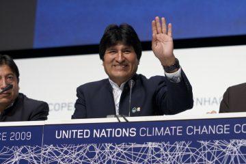 Morales aludió así a la decisión chilena de exigir visados para el ingreso de autoridades bolivianas a su territorio. (Dreamstime)