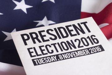 Cuando se sondea a personas registradas para votar, Clinton aumenta su margen con un 46 %, frente al 41 % de Trump. (Dreamstime)