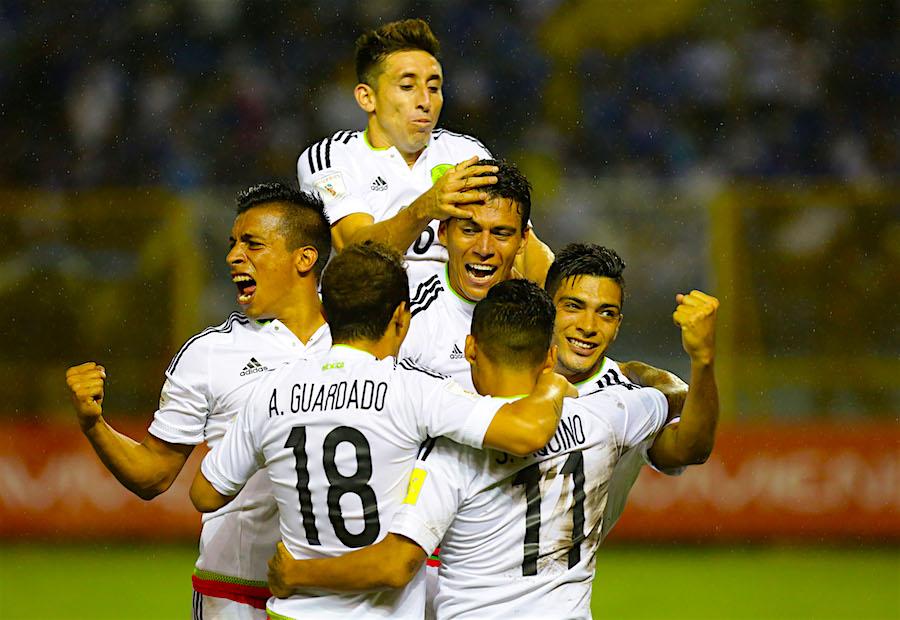 méxico México vs Honduras un clásico por el honor y clasificación