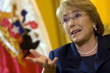 La presidenta de Chile, Michelle Bachelet, conmemorará el 40 aniversario de la muerte del excanciller Orlando Letelier.