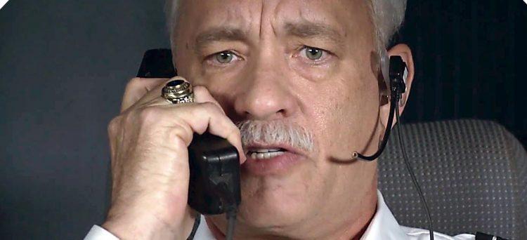 """""""Sully"""", película dirigida por Clint Eastwood y que protagoniza Tom Hanks. (YouTube)"""