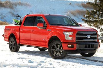 Ford tiene el vehículo más vendido de la nación con su F-150, que no ha bajado de ahí por décadas.  (Cortesía)