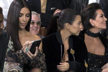 París quiere contrarrestar el golpe de imagen tras el robo a Kardashian (EFE)