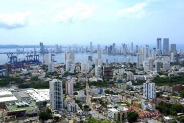 Panorámica de Cartagena de Indias (Colombia) EFE/RICARDO MALDONADO ROZO
