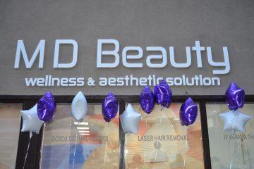 MD Beauty tiene por pocos días el 50% de descuentos en todos sus tratamientos.
