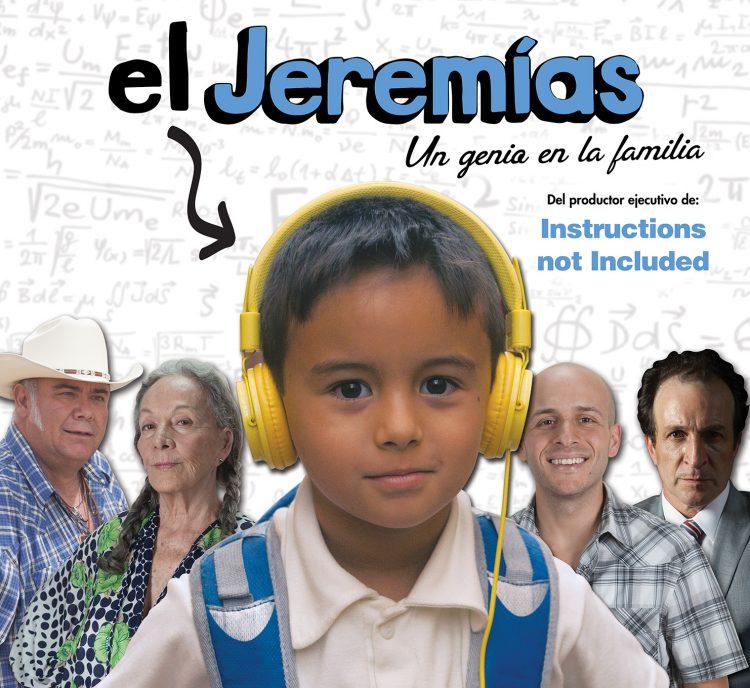 El próximo 21 de octubre se estrena la nueva película de SONY, el Jeremías.  (Cortesía)