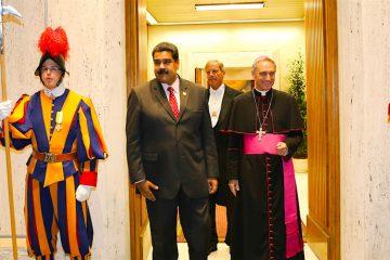 La situación de Venezuela preocupa al papa Francisco