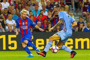 Messi y Umtiti