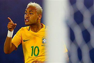 Neymar a los críticos