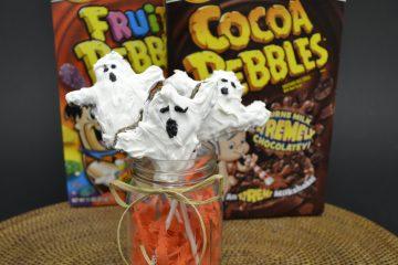 Cocoa Pebbles te enseña como darles a tus hijos un delicioso dulce hecho con tu cereal favorito.  (Cortesía)