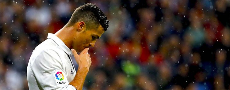 Ronaldo vive su peor momento