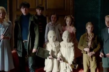 """La nueva cinta de Tim Burton, """"Miss Peregrine's Home for Peculiar Children"""", debutó en el primer puesto de la taquilla estadounidense con una recaudación estimada de 28,5 millones (EFE)"""