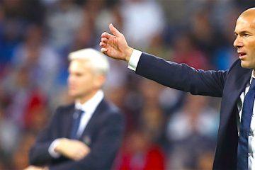 Zidane competiremos fuerte por la Copa del Rey