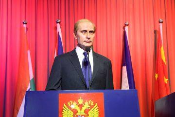 """""""Rusia tiene la voluntad de adherirse a los esfuerzos de otros países productores"""", dijo Putin durante su intervención en la 23 edición del Congreso Mundial de la Energía que arrancó hoy en Estambul. (Dreamstime)"""