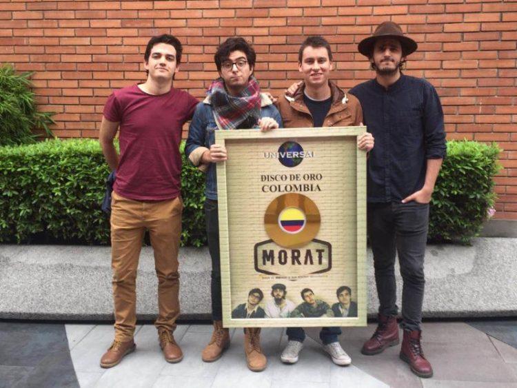 """NOMINADOS A LOS 40 MUSIC AWARDS EN ESPAÑA EN LAS CATEGORÍAS:  """"ARTISTA REVELACIÓN"""", """"CANCIÓN DEL AÑO"""" POR """"CÓMO TE ATREVES"""" Y """"ARTISTA O GRUPO LO + 40"""" (PEE)"""