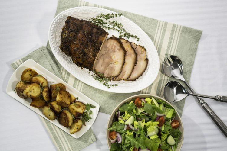 Sírvela acompañada de una deliciosa ensalada o un puré de papas.  (Cortesía)