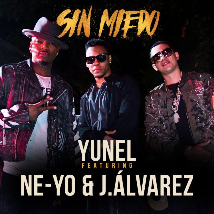 El tema cuenta con la colaboración del reguetonero J Álvarez y  por primera vez en el mercado latino, del cantante de R&B Ne-Yo (The Dream Team Agency)