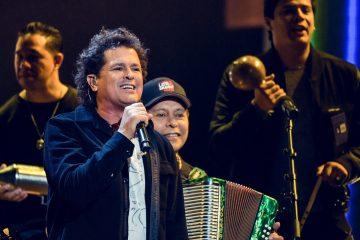 Durante su show rindió homenaje a los ciclistas colombianos(Paola Press)
