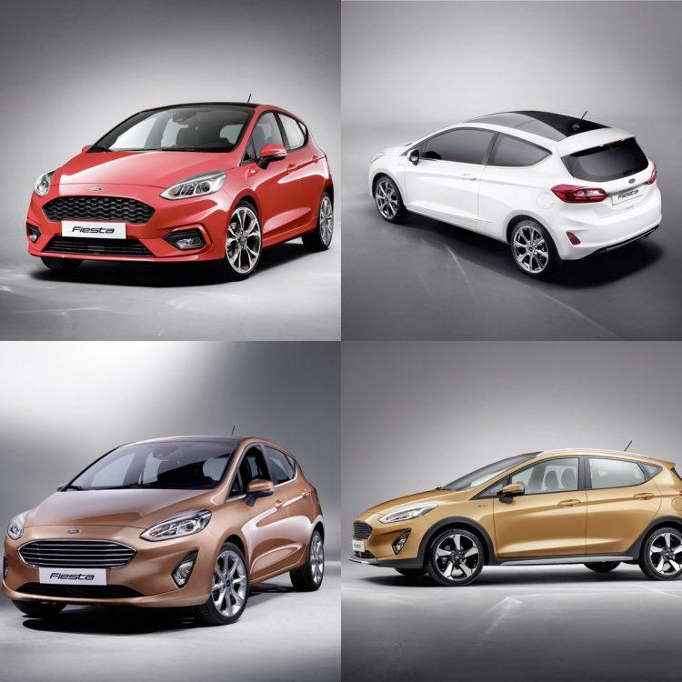 Ford está agregando características de lujo al fiesta en Europa para distanciarlo de su nuevo Ka +, que apunta a los clientes de menor presupuesto. (Cortesía)