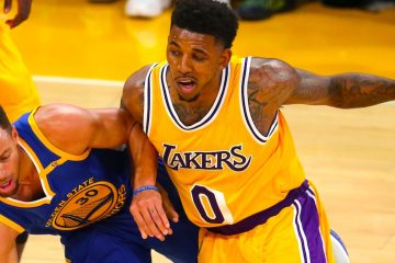 Young encabezó ataque ganador de Lakers